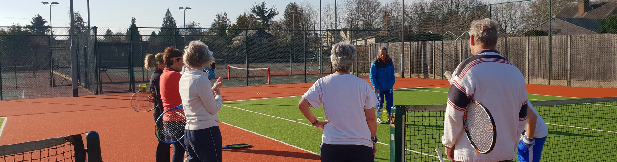 Croxley Tennis Club - Meet the Team